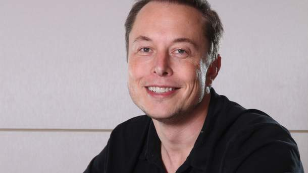 Илон Маск