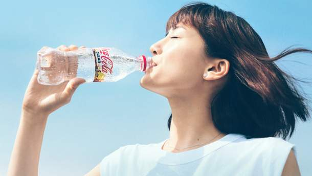 В Японии выпустили необычную кока-колу: видео