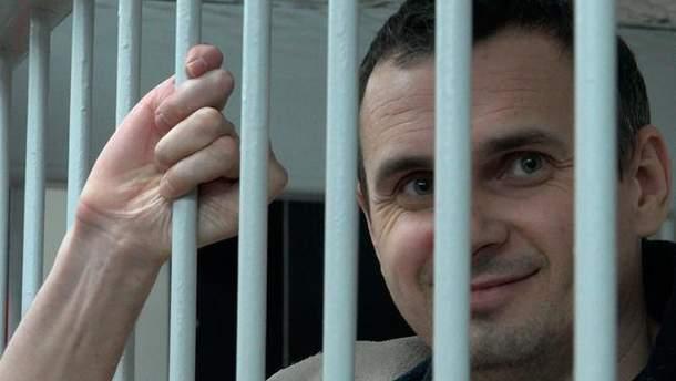 Французькі діячі культури написали листа із закликом звільнити Олега Сенцова