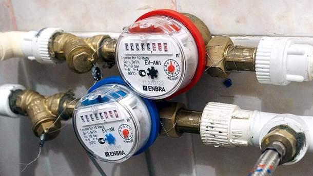 Уряд дозволив ОСББ самостійно встановлювати лічильники води та тепла