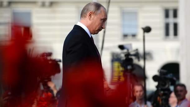 Путин не собирается прекращать агрессию, – Турчинов