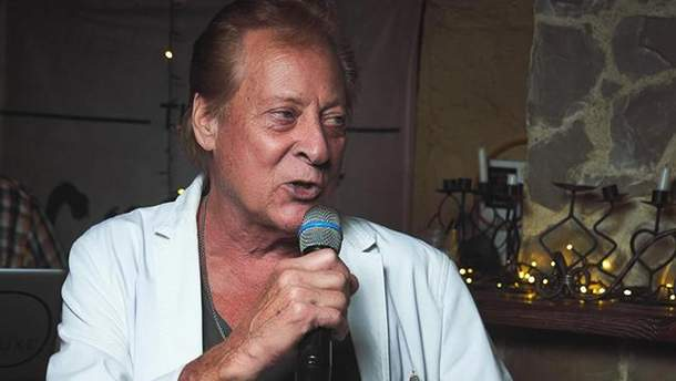 В Одесі побили відомого американського співака  Білла Уоррена