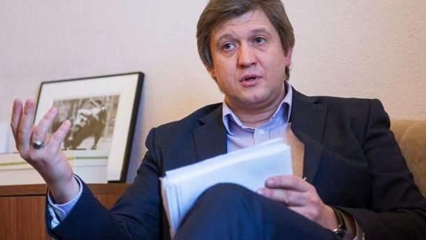 Отставку министра финансов Данилюка одобрил профильный комитет парламента