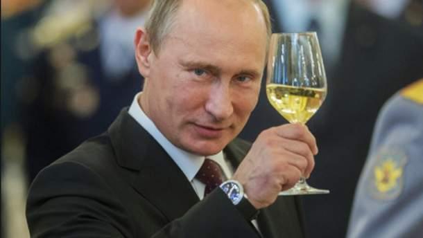 Обстановка в Європі стає сприятливою для Путіна