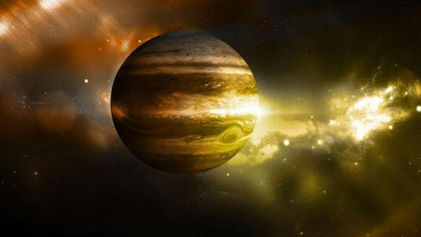 Загадка блискавок на Юпітері