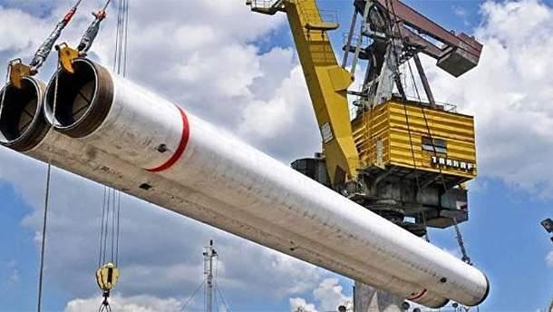 Щеодна європейська країна схвалила будівництво «Північного потоку-2»