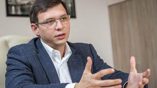 Мураєв звинуватив Сенцова у підготовці терактів