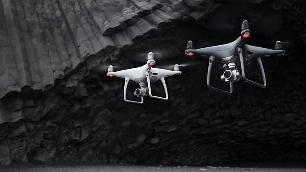 В США дроны будут осуществлять патрулирование вместе с полицейскими