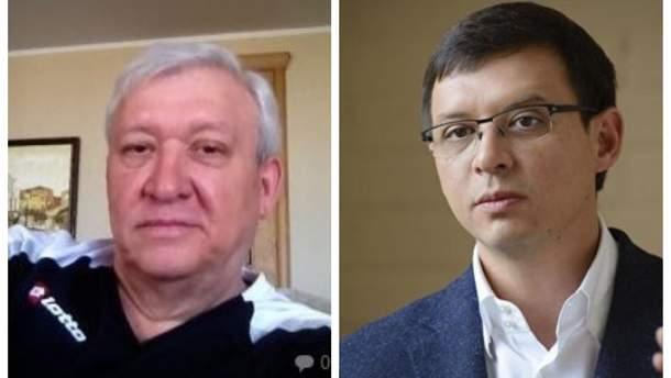 """Батько Мураєва називає Путіна """"найкращим президентом"""""""
