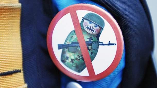 Волонтер опроверг фейк о позиции ВСУ на Донбассе
