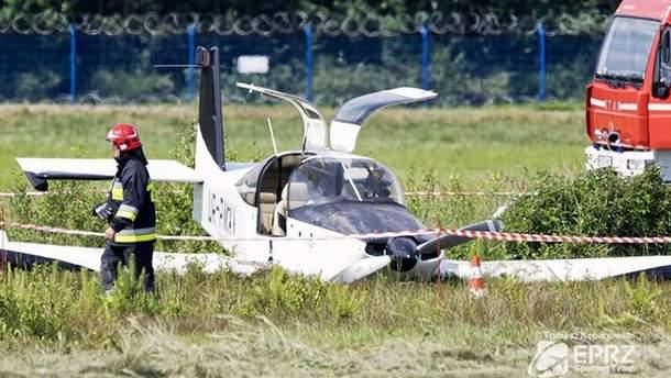 Катастрофа украинского самолета в Польше