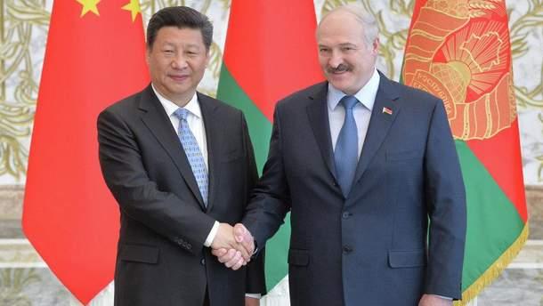 Білорусь домовилася про безвізовий режим з Китаєм