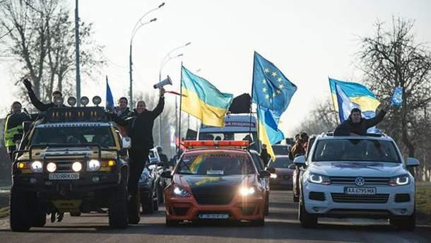 Міністр Сербії назвав Автомайдан в Україні замовленням спецслужб Заходу