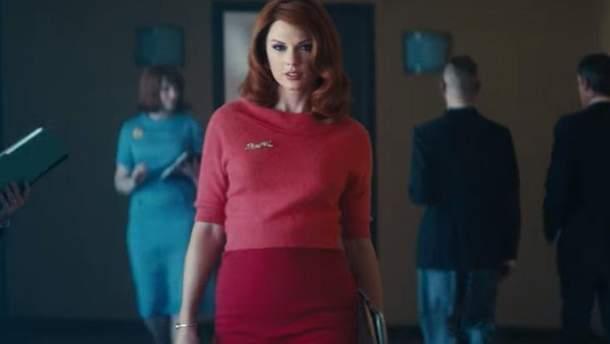 """Рыжеволосая Тейлор Свифт в клипе """"Babe"""""""