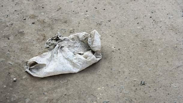 Пластикове сміття
