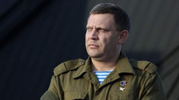 Захарченко висунув умову щодо введення на Донбас миротворців ООН