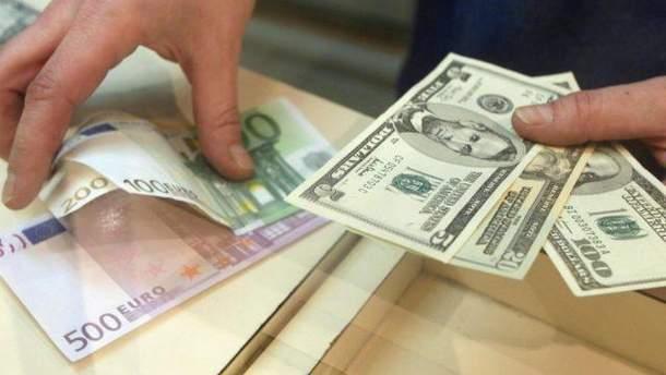 Готівковий курс валют 11 червня в Україні