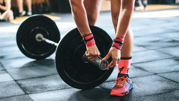 Силові вправи можуть зміцнити весь організм