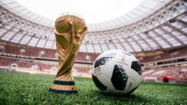 Прогноз на фаворита Чемпіонату світу з футболу 2018