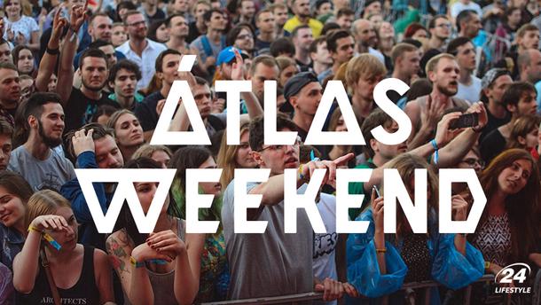 Atlas Weekend 2018: розклад програми по днях, учасники, квитки