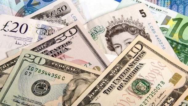 Иностранная валюта