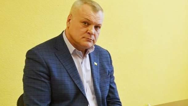 Мэр Смелы Алексей Цыбко попал в ДТП