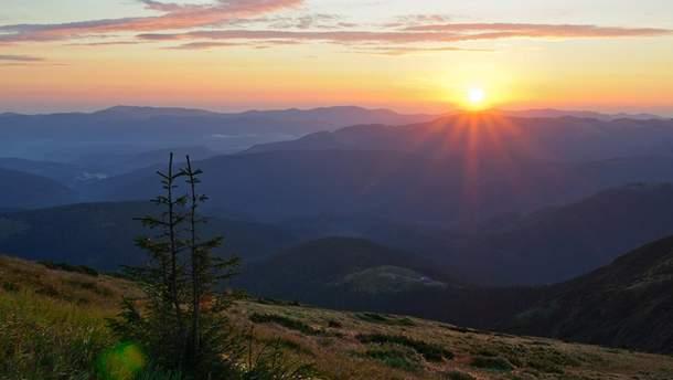 Маршруты для походов в горы в Украине