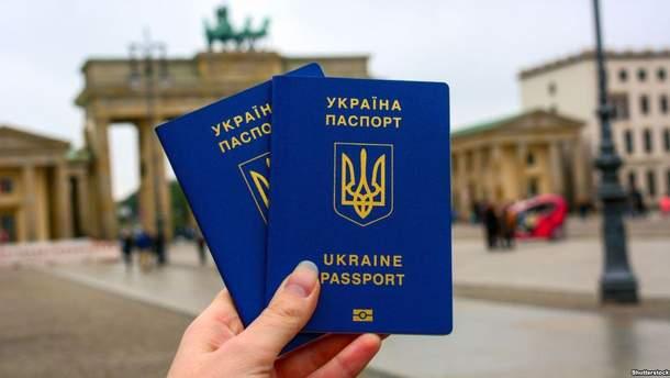 Безвізу в Україні вже рік