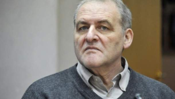 Правозахисник Євген Захаров