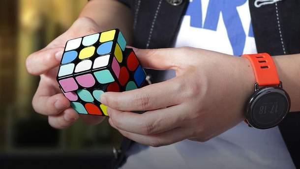 Новая версия Кубика Рубика