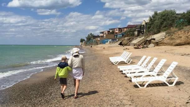 Упродовж останніх років туристична сфера анексованого Криму зазнає серйозних збитків, – Клименко