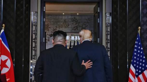 Дональд Трамп і Кім Чен Ин не лише обмінялися, а й прийняли запрошення один одного