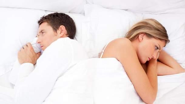 5 наслідків поганого сексу