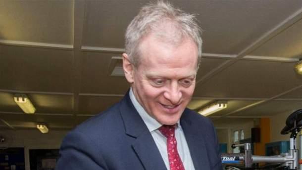В Великобритании Министр юстиции подал в отставку