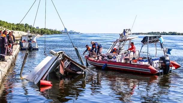 Стали відомі нові деталі аварії на воді у Волгограді