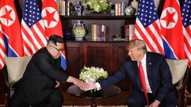 Чому Кім Чен Ин погодився на переговори з США?