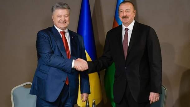 Україна та Азербайджан домовилися про співправцю