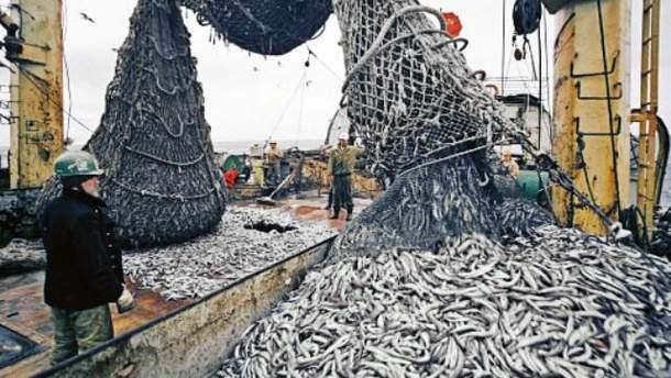 Риболовні судна