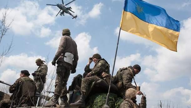 Война на Донбассе продолжается из-за вмешательства России