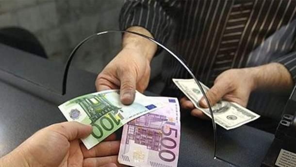 Нацбанк спростив операції з обміну валют