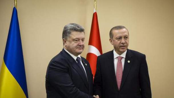 Порошенко: Україна отримуватиме газ погазопроводу TANAP через Болгарію йРумунію