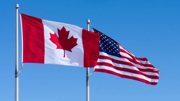 США хотят усилить охрану госграницы с Канадой