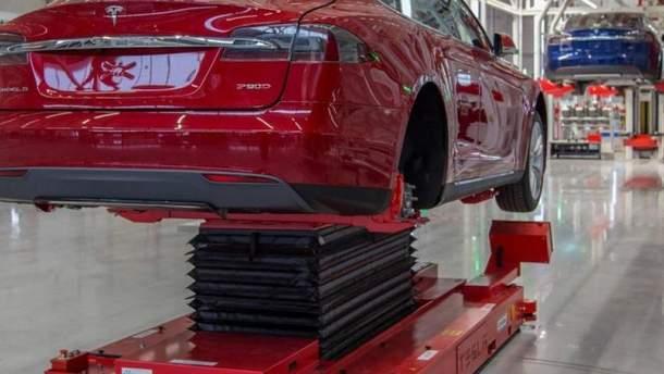 Скорочення працівників Tesla