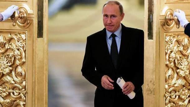 Путін потрапив на обкладинку Charlie Hebdo