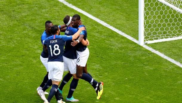 Франция – Австралия: видео голов и моментов матча Чемпионата мира 2018