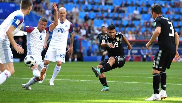Аргентина – Ісландія: відео голів та моментів матчу Чемпіонату світу 2018