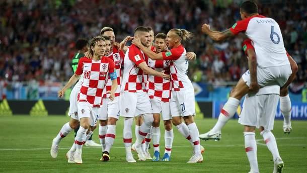 Хорватия – Нигерия: видео голов и моментов матча Чемпионата мира 2018