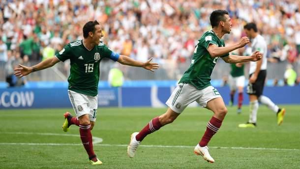 Німеччина – Мексика: відео голів та моментів матчу Чемпіонату світу 2018