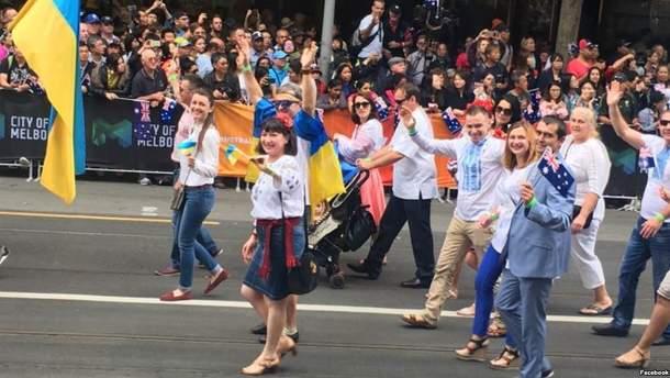 Австралийская федерация украинских организаций