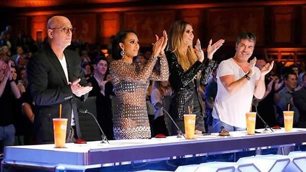 Украинцы стали участниками популярного шоу America's Got Talent